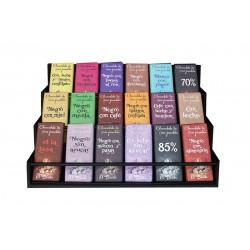 Chocolate Negro 70%, El Burgo de Osma