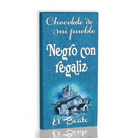 Chocolate Negro con Regaliz, El Burgo de Osma