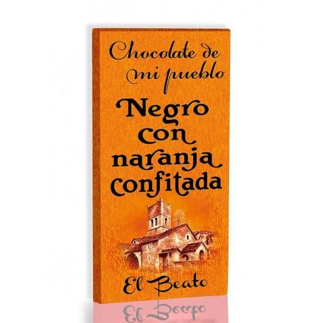 Chocolate Negro con Naranja, El Burgo de Osma