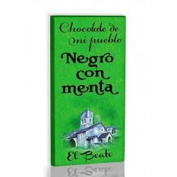 Chocolate Negro con Menta, El Burgo de Osma