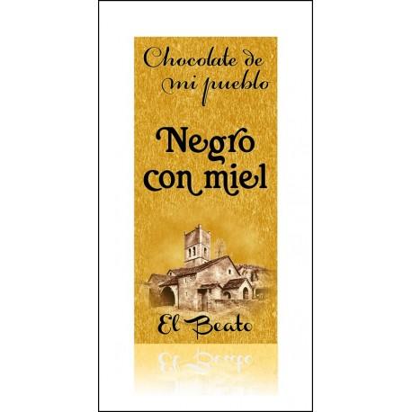 Chocolate Negro con Miel, El Burgo de Osma