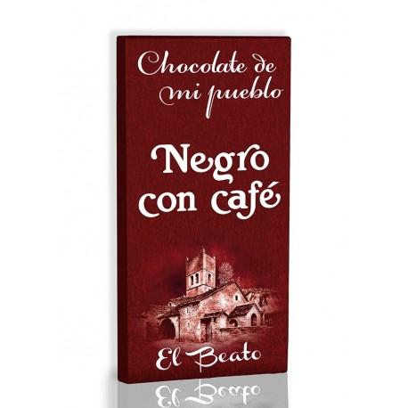 Chocolate Negro con Café, El Burgo de Osma