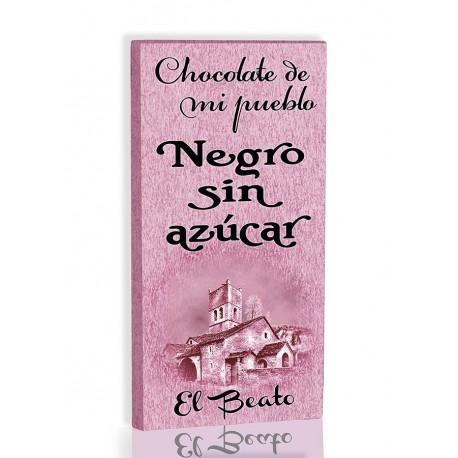 Chocolate Negro 62% sin Azúcar, El Burgo de Osma