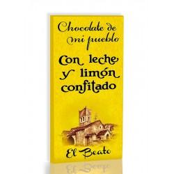 Chocolate con Leche y Limón, El Burgo de Osma