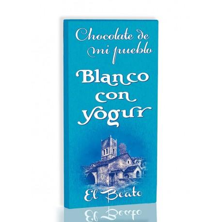 Chocolate Blanco con Yogur, El Burgo de Osma