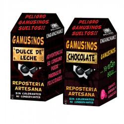 Gamusinos de Chocolate, El Burgo de Osma