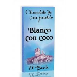 Chocolate Blanco con Coco, El Burgo de Osma