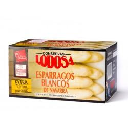Espárragos de Lodosa Extra Grueso 9-12 frutos, Lodosa