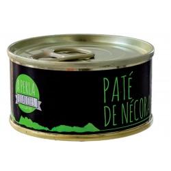 Paté de Nécora, Cambados