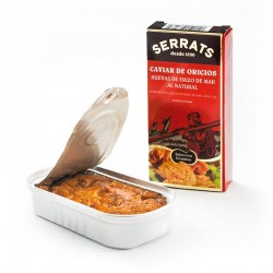 1 Lata de Caviar de Oricios al natural 60 g., Bermeo