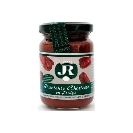Pulpa o Carne de Pimiento Choricero, Pedroñeras