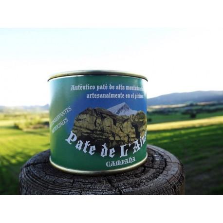 Paté de Campaña Paté de L'Ainsa, Ainsa