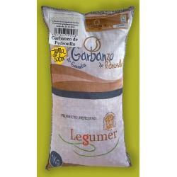 Garbanzo de Pedrosillo Legumer - saco tela 1 kg,