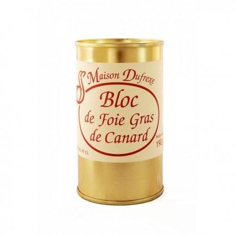 Bloc de Foie 190 gr., Francia