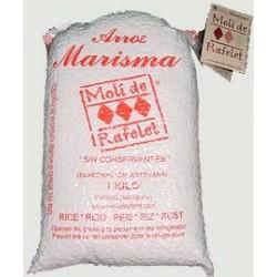 Arroz Marisma Molí de Rafelet 1kg Delta del Ebro, Deltebre-La Cava