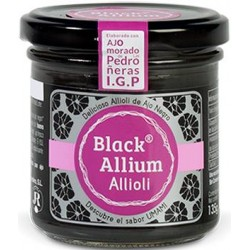 All i Oli de Ajo Negro Black Allium, Pedroñeras