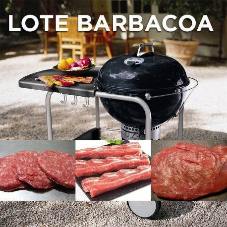Lote Barbacoa, Menasalbas