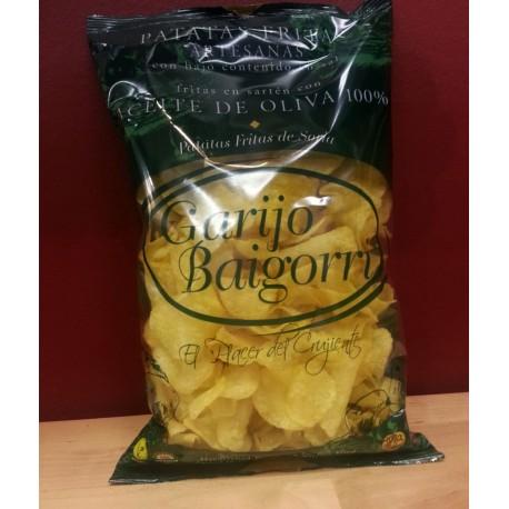 Patatas Fritas Garijo Baigorri bolsa 150 gr., Soria
