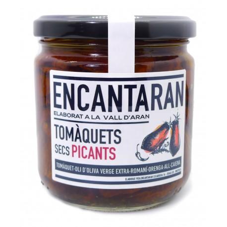 Tomates Secos Picantes en Aceite de Oliva EncantAran, Vilamós
