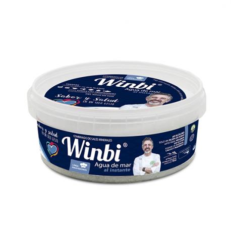 Winbi agua de mar - tarrina 500gr