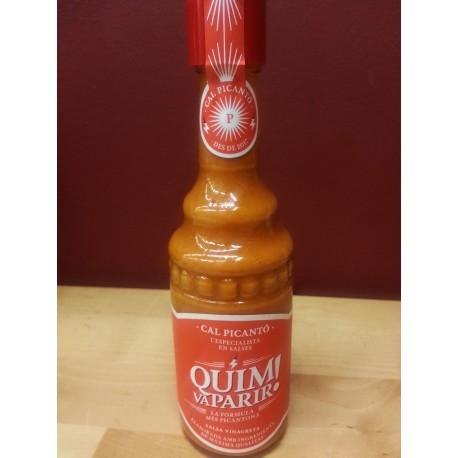 QuimVaParir - vinagreta, salsa picante