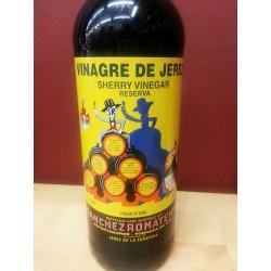 Vinagre Jerez Romate Reserva