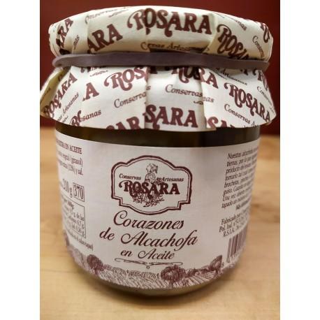 Corazones de Alcachofa en...