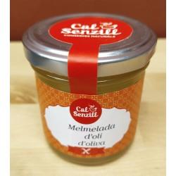 Mermelada de aceite de oliva Cal Senzill