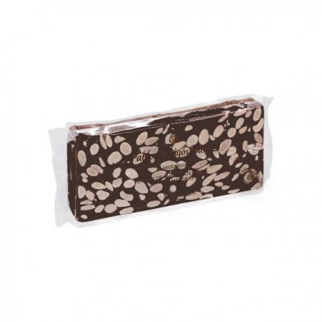 Turrón chocolate fondant y almendras Pablo Garrigós