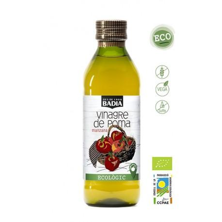 Vinagre de manzana eco Badia Vinagres
