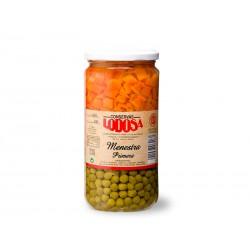 Menestra verduras primera Lodosa