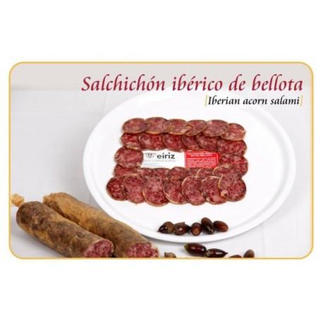 Salchichón Ibérico de Bellota, Corteconcepción