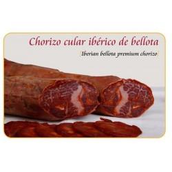 Chorizo Cular de Bellota, Corteconcepción