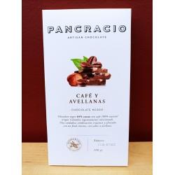 Chocolate Pancracio con Café y Avellanas
