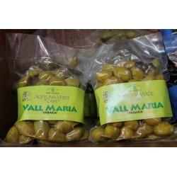 """Aceituna verde variedad """"Caspe"""" Vall María, Fabara"""