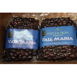 """Aceituna negra variedad """"Aragón"""" Vall María, Caspe"""