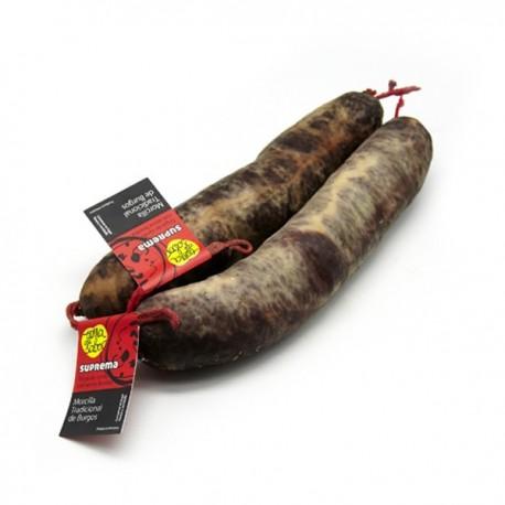 Morcilla de Cerdo al Vacío con Arroz Bomba 1 kg., Cardeñadijo