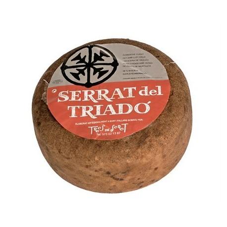 Serrat del Triadó 700 gr., Sort
