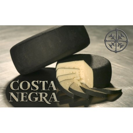 Costa Negra 700 gr., Sort