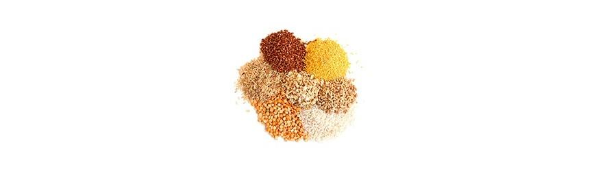 Comprar arroz, legumbres, pasta y frutos secos online