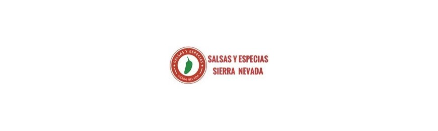 Venta online de Salsas Picantes Sierra Nevada